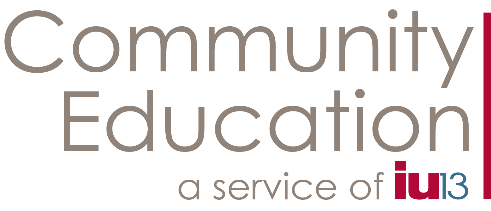 Community Education - Vertical