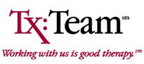 Test tx team logo