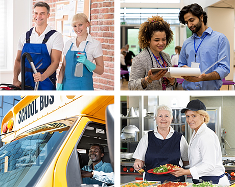 Job Fair Support Staff collage-1