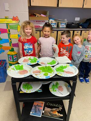 Green Eggs and Ham FB